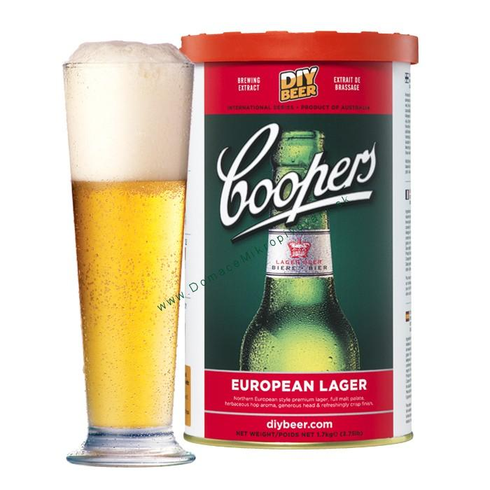 Coopers European Lager (1,7kg)