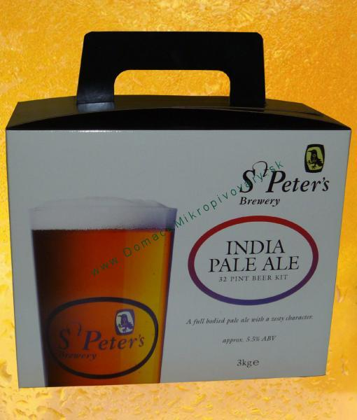 St.Peters India Pale Ale, 3kg