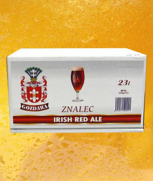 Gozdawa Irish Red Ale (3,4kg)