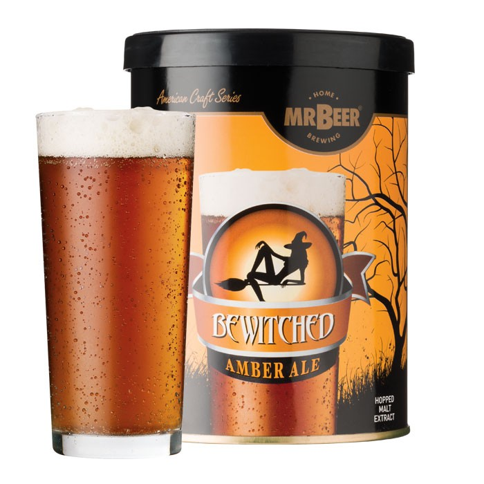 MrBEER - BEWITCHED Amber Ale (1,3kg)