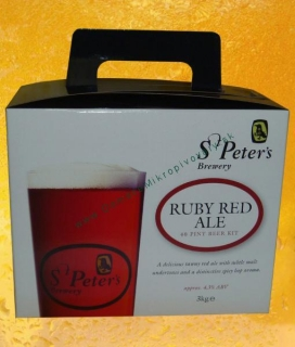St.Peters Ruby Red Ale, 3kg